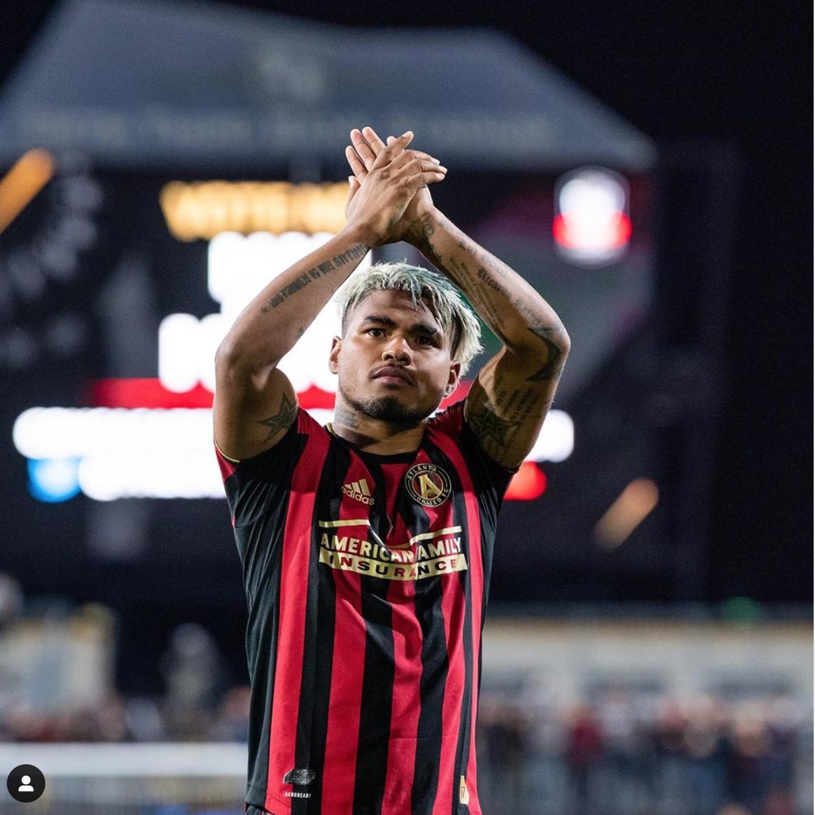 Atlanta United FC finalizes transfer of Josef Martinez